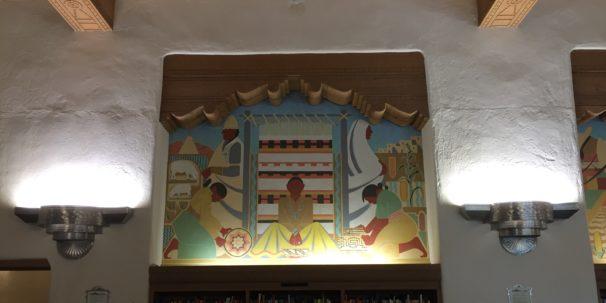 'UNM Library & Archive Tour