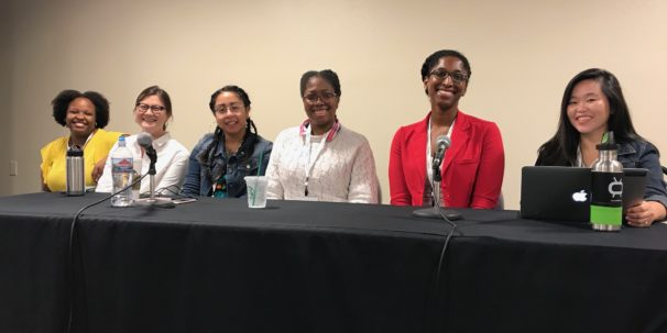 'Our librarianship/archival practice is not for white people: affirming communities of color in our work